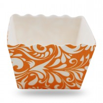 Forma do pieczenia Easy Bake 45 45 40 Flora orange