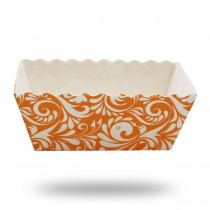 Forma do pieczenia Easy Bake 80 40 40 Flora orange