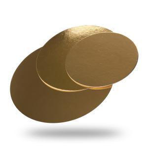Klasyczne okrągłe złote, srebrne i kolorowe