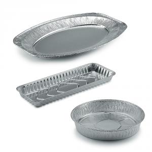 Formy i tace aluminiowe