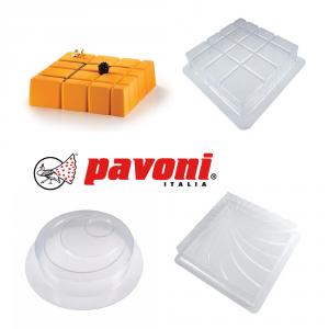 Formy plastikowe do ciast mrożonych