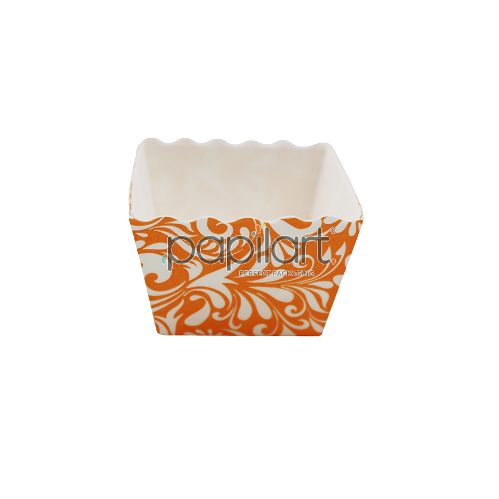 Easy Bake 45x45x40 mm Flora Orange