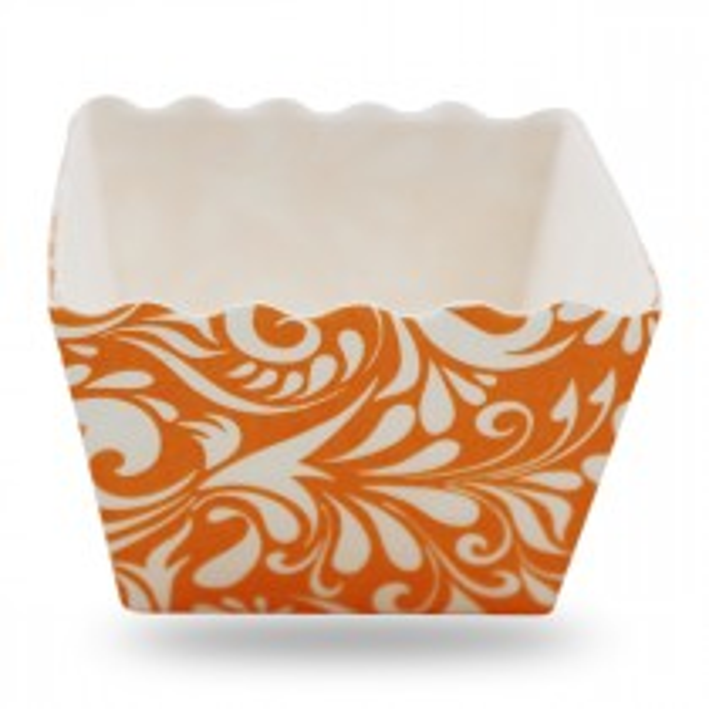 Forma do pieczenia Easy Bake 45 45 40 Flora orange