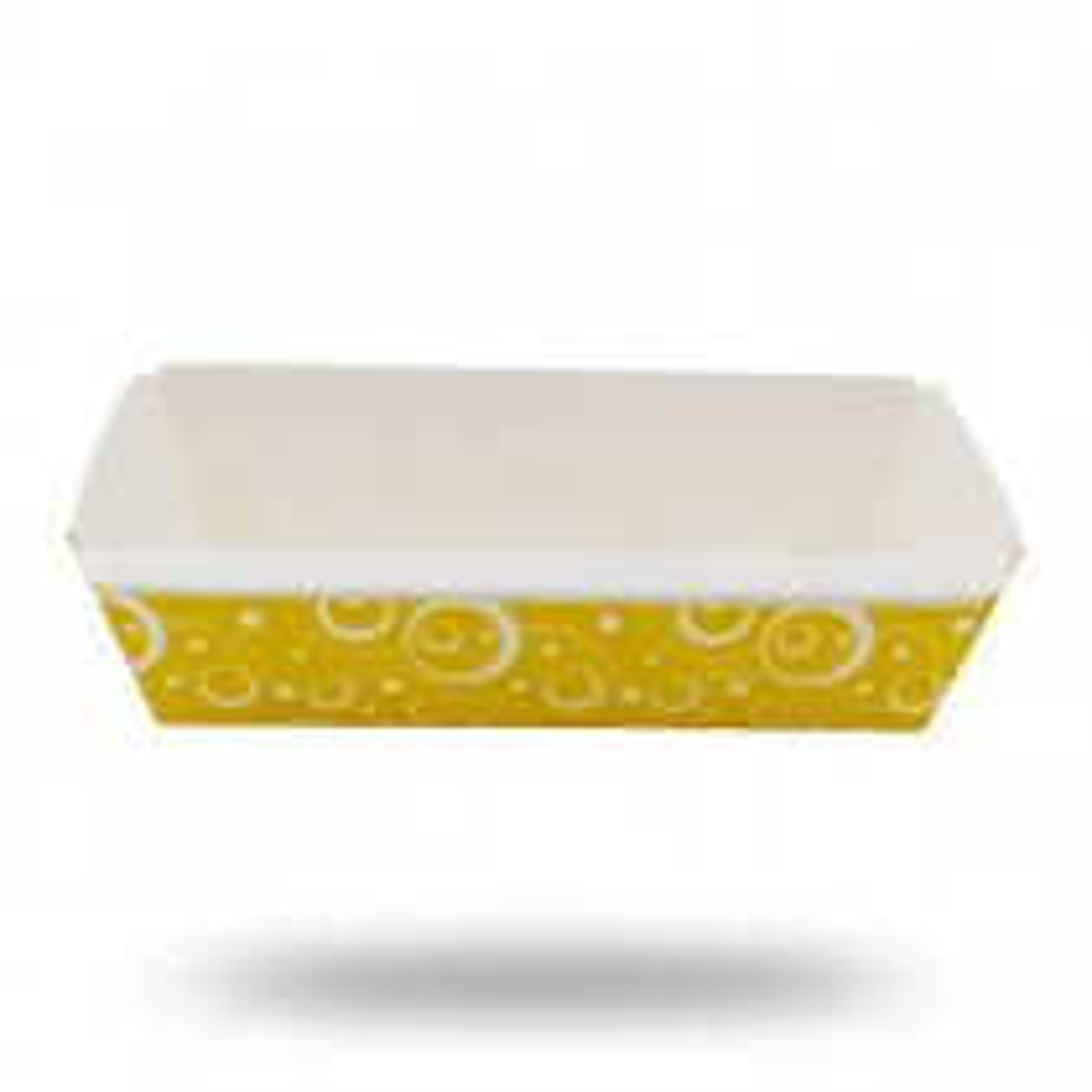 Forma papierowa do pieczenia ciast.