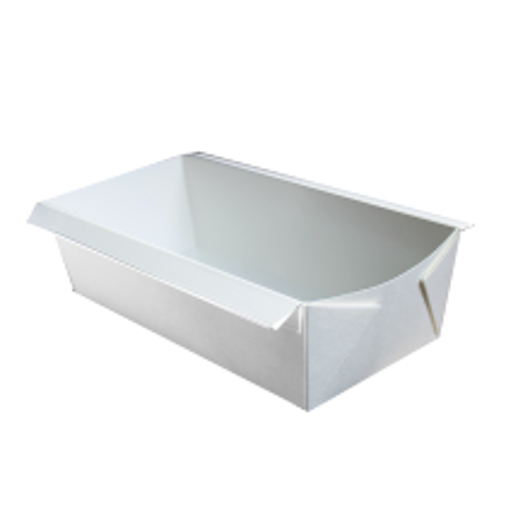 Forma optima prostokątna biała
