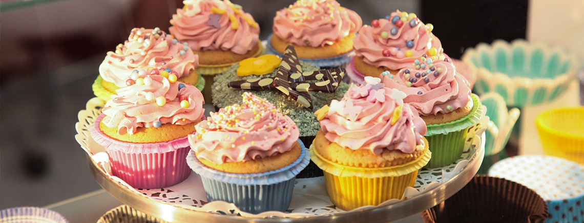 Wyczaruj najpiękniejsze babeczki i muffiny!