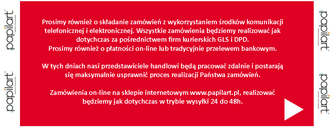 Organizacja pracy marzec 2020