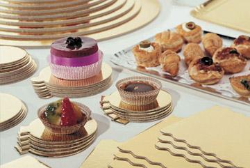 Podkłady pod torty